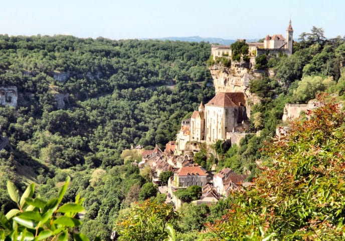 Rocamadour and the Natural Park of Causses du Quercy